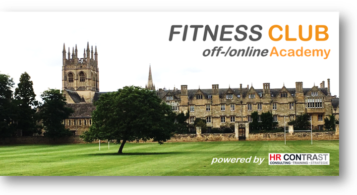 FITNESS CLUB off-online Academy Website 200409
